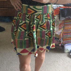 Dresses & Skirts - African Kente Skirt